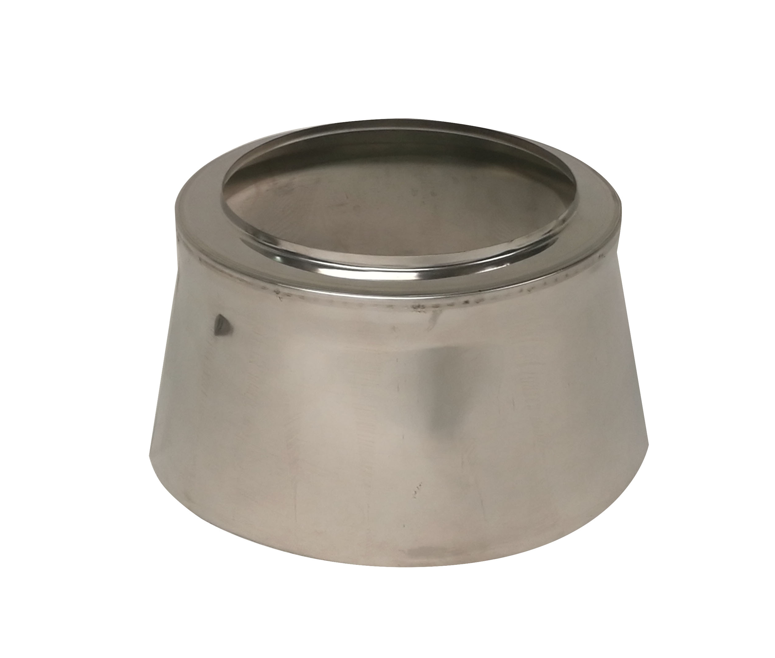 Stożek osłonowy na rurę ceramiczną